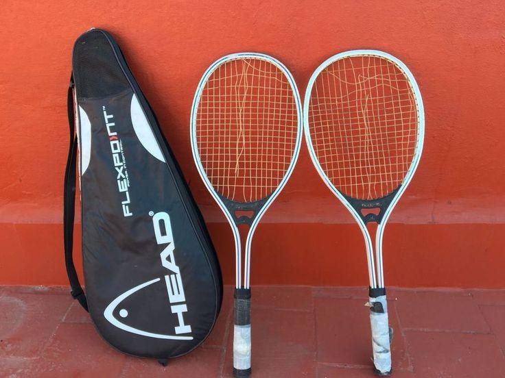 HEAD FLEXPOINT Head tennis  USED   #HEAD