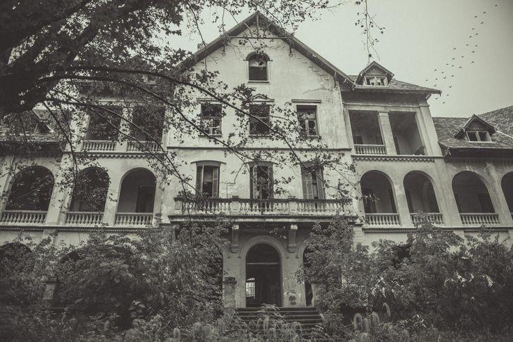 Hospital abandonado Santa María de Punilla, Cordoba