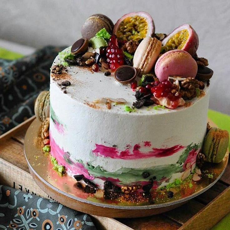 ПодписывайтесьВ этом профиле собраны самые изысканные торты из  домашней кондитерской @leru_cake @leru_cake @leru_cake @leru_cake