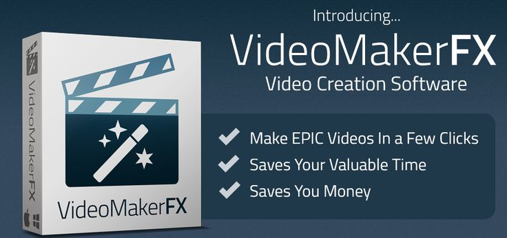 Video Maker Fx software is a video creator software that helps you create videos like the pros, it is an all in one video creator.
