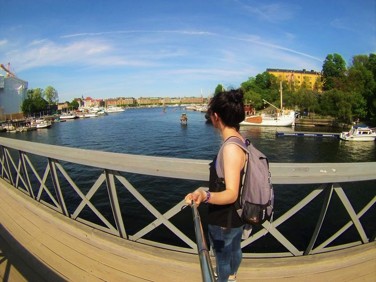 Sun, Sea and Stockholm. Explore why stockholm was the city of surprises! #stockholm #sweden #blog #blogging #travel #solotravel #wanderlust #theworld #gopro #write #help #travel