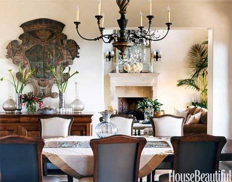 Designer Dining Rooms Decorating