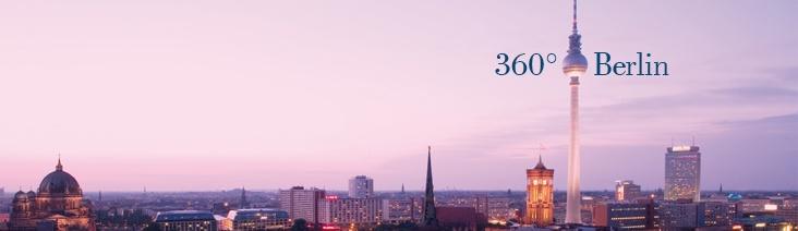 Berliner Fernsehturm - 360° Berlin
