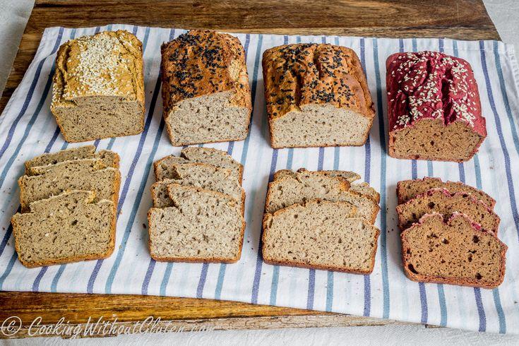 Гречневый Хлеб на Яблоках без Глютена — Готовим Без Глютена