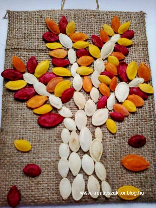 őszi termésekből dekoráció - Google keresés