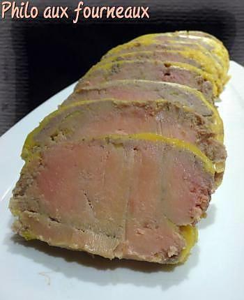 recette Foie gras au Thermomix