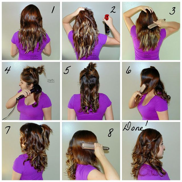 How to get perfect, long lasting curls. Infiniti Pro Conair Curl ...