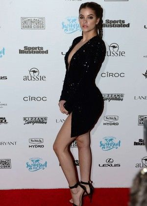 Barbara Palvin: Sports Illustrated Swimsuit 2016 Red Carpet -09 - Posted on February 18, 2016