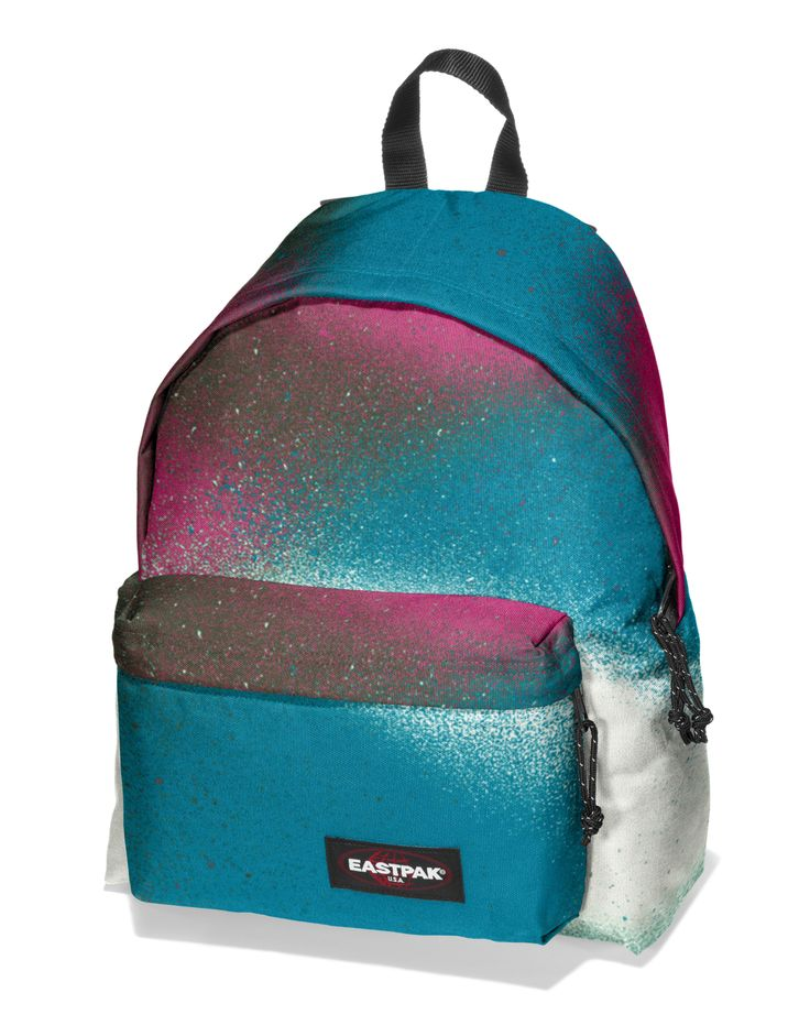 snowleader pr sente le sac dos eastpak padded pakr bright drizzle. Black Bedroom Furniture Sets. Home Design Ideas
