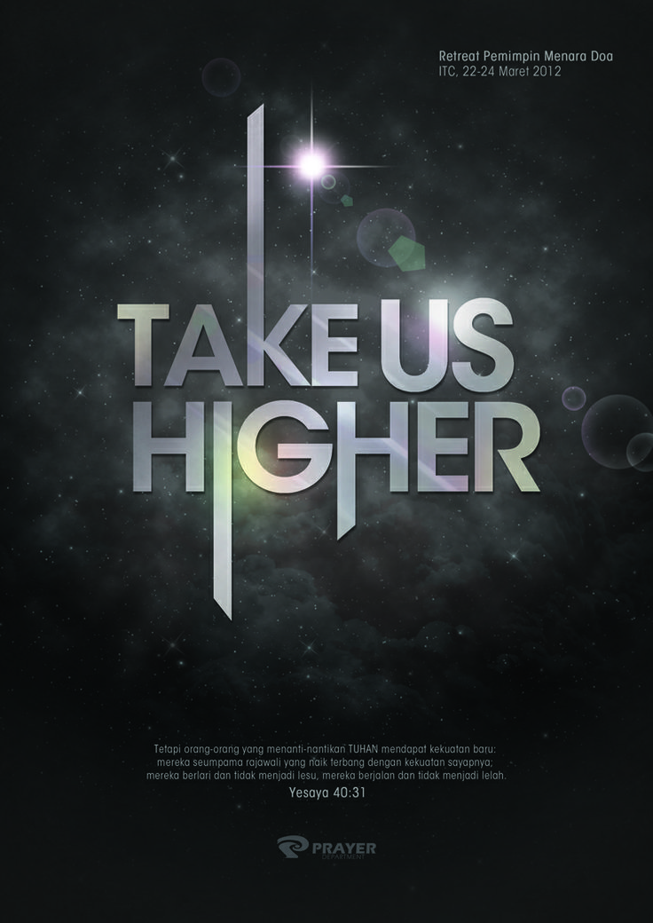 take us higher
