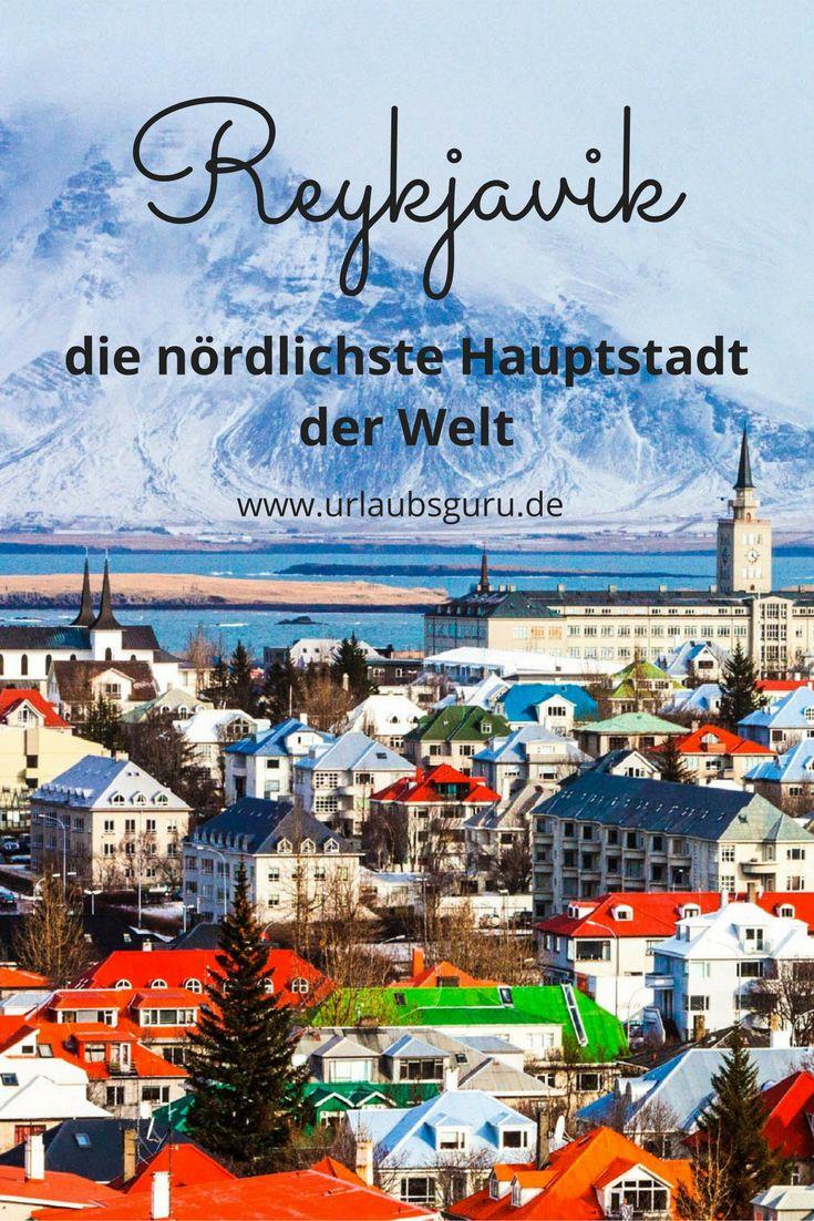 Alle Tipps zu den absoluten Highlights Reykjaviks, Sehenswürdigkeiten und Ausflügen zu Islands Naturwundern in der Umgebung! #island #iceland #travel #spartipps #bucketlist #reisen #reykjavik