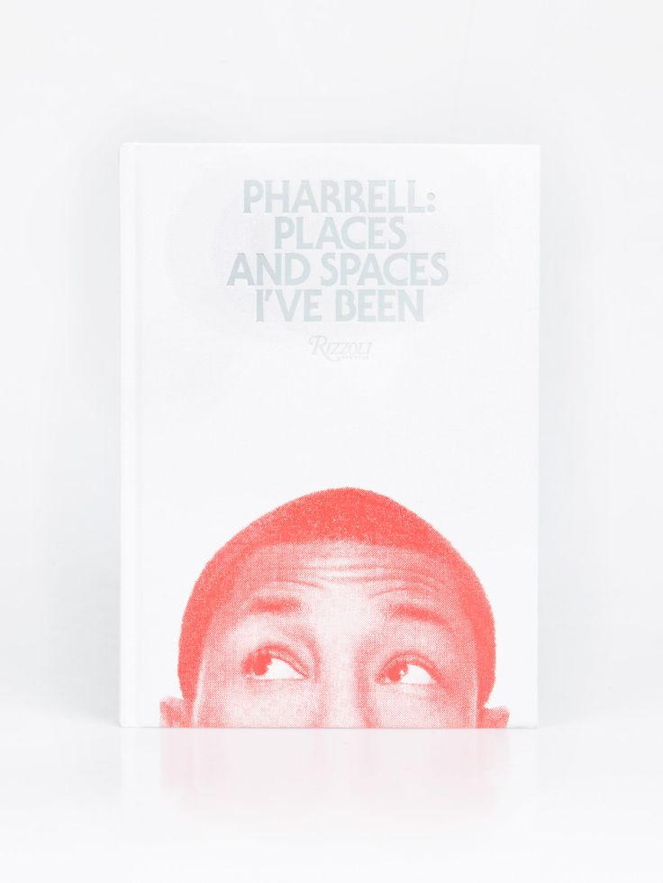 RIZZOLI , Pharrell: Places and Spaces I've Been (Limited Edition)  #shopigo #shopigono17 #ss16 #conceptstore #onlinestore #onlineshopping #buyonline #onlineconceptstore #rizzoli #books #lifestyle
