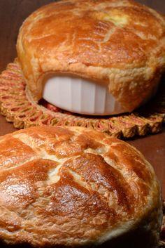 Irish Meat and Guinness Pie - International Cuisine