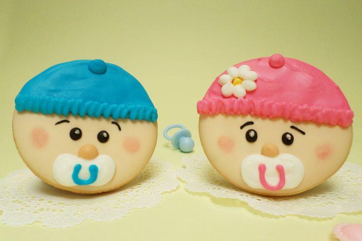 Galletas decoradas bebe #Galletas #decoracion   #babyshower