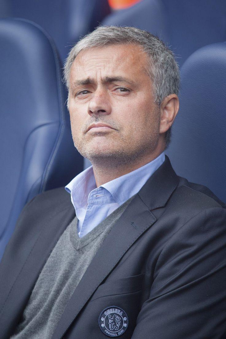Jose Mourinho. Tottenham 1-1 Chelsea. Premier League. Saturday, September 28, 2013.