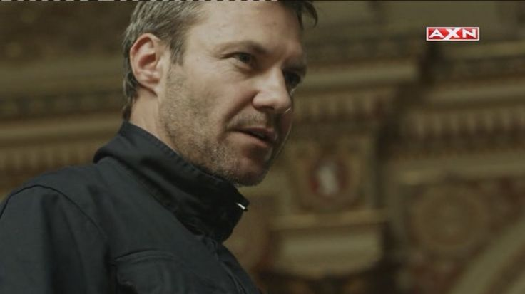 Chris Vance as Wolf in Crossing Lines: 1x07 The Animals.