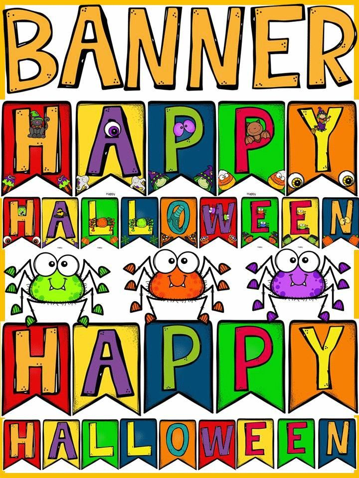halloween banners social studies worksheets creative lessons halloween banner pinterest