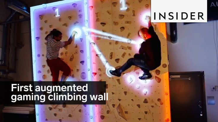 You can find this climbing wall in Finland, but they're also available to order. http://augmentedclimbing.com/