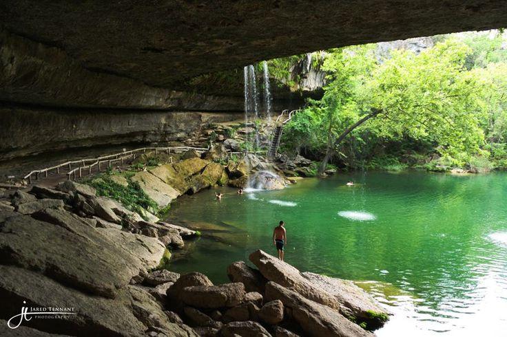 Hamilton Pool Preserve - Dripping Springs Tx
