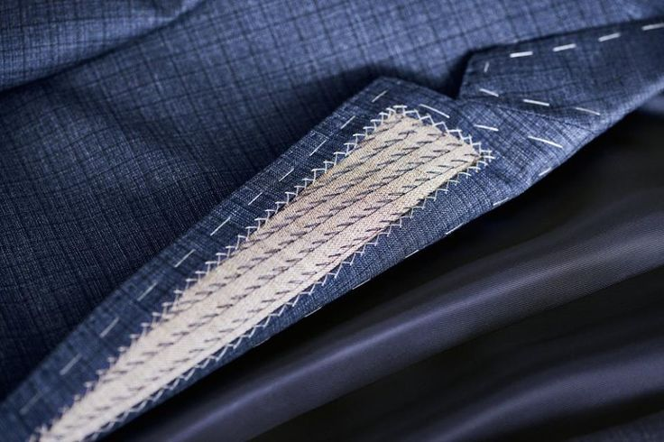The soft feel of the body and elegant roll of the lapel is the signature of BOSS Full Canvas