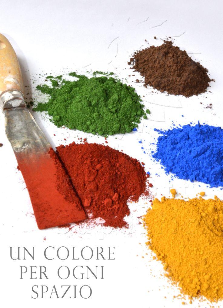 Un #colore per ogni spazio | Pancotti Superfici