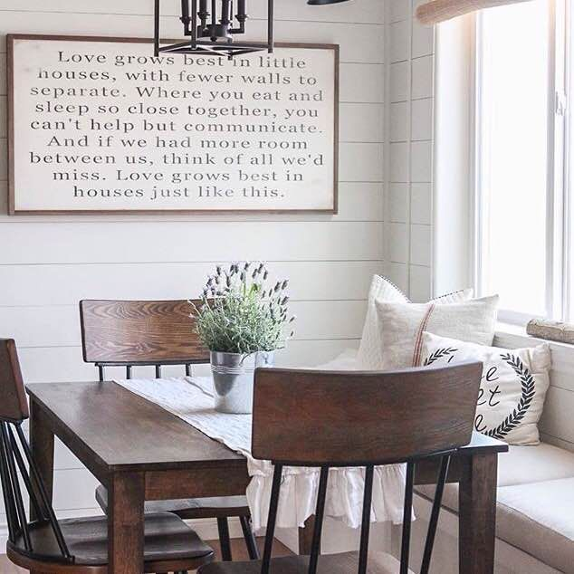 Best 25 dining room art ideas on pinterest dining room for Decorating a large dining room wall