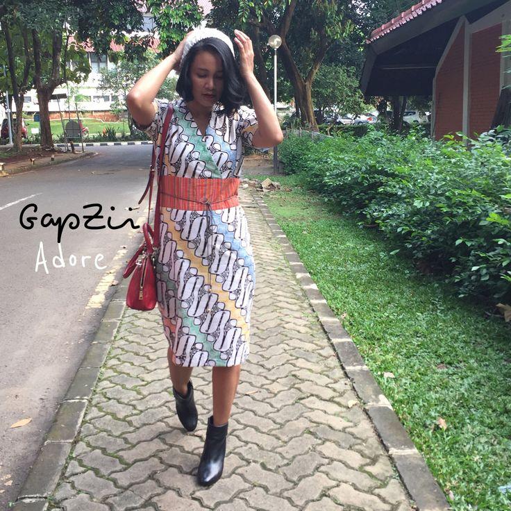 #lurik #batik #indonesia #gapzii