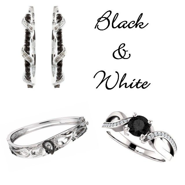 You can never go wrong with a little black and white.  #ring #diamonds #rings #fashionjewelry #jewelrygram #engagementring #jewelrydesign #jewelryaddict #weddingrings #showmeyourrings #ringbling #weddingblog #weddingforward #heputaringonit #futurewife #isaidyes #gettingmarried #proposal #couplegoals #marryme #bridetobe #engagement #instawed #finejewelry #perfectproposal #wifetobe #bridesmaid #fiancee #ohsoperfectproposal #trekjewellers