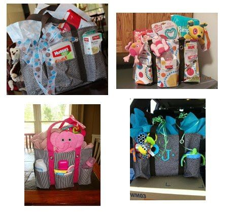 BabyShower Gift Ideas with Thirty-One.  Order or host a party at https://www.MyThirtyOne.com/Tristas31Totes/
