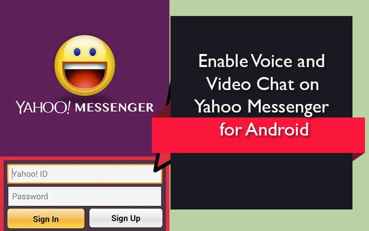 Sign up chat yahoo Yahoo Messenger