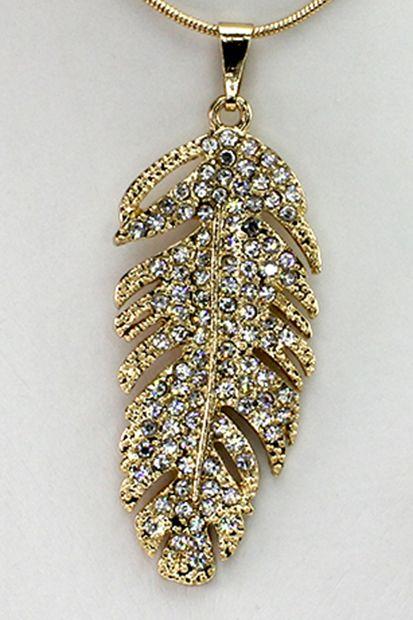 Flot og unik halskæde.  Se flere smykker på veny.dk