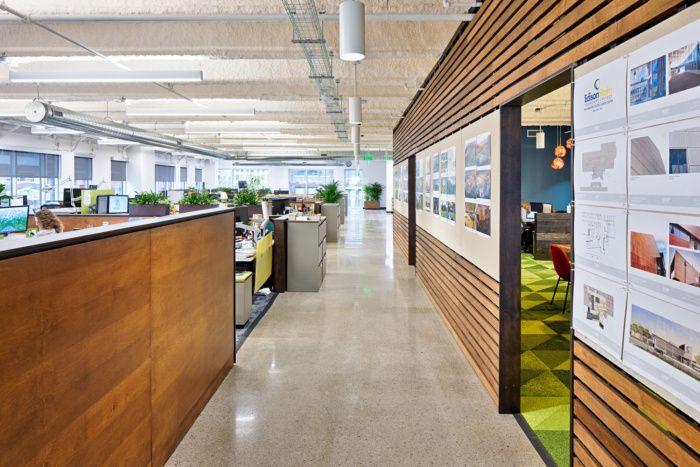 Office Tour Shp Offices Cincinnati Corporate Interiors