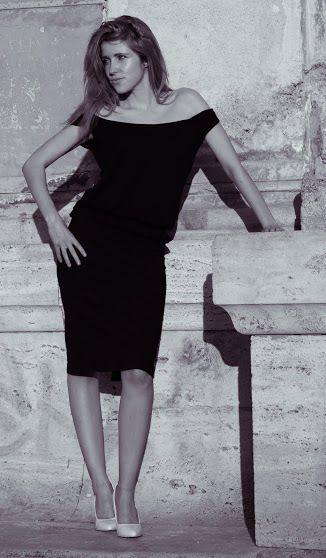 #blackandwhite #photography #fashion #blackdress #Romephotoshoot #Rome