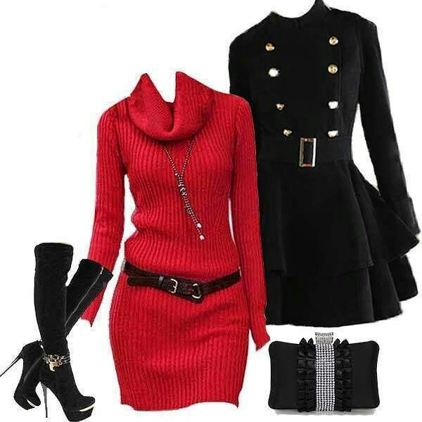 Winter fashion ideas pictures