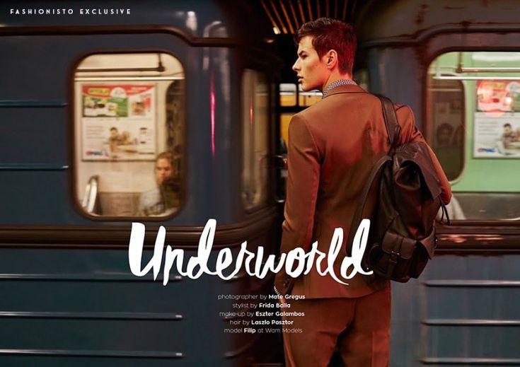 Underworld: Filip by Mate Gregus