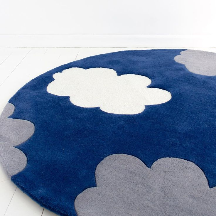 'My Bright Cloud'...for the one that shines brightly for you! #clouds #kidsrugs #kidsstyling #littlepforlittlepeople #kidsroom #azureblue #kidsdecor #kidsdesign #playroom #nursery #childrensroom #childrensinteriors #kidsinteriors #shinebright