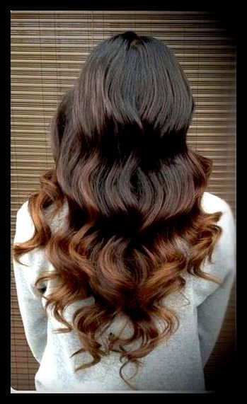 Great looking ombre hair!