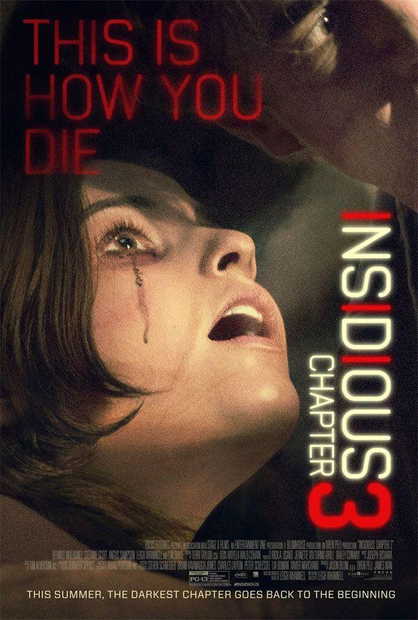 sobrenatural 3 a origem Insidious Chapter 3