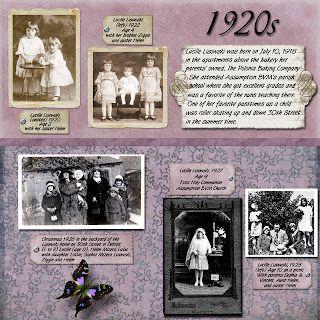 Creative Genealogy: An Overview of Scrapbooking for Genealogy Hobbiests