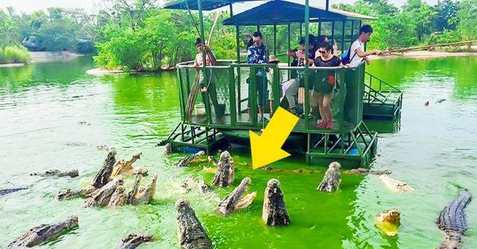 Los destinos turísticos más peligrosos del mundo - rolloid