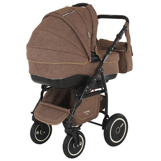 Nitro de luxe Système de voyage multifonction pour votre bébé, conçue pour assurer la sécurité, une manipulation facile et une utilisation polyvalente