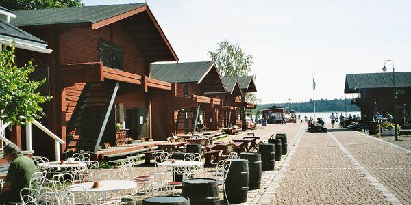 Loviisan Vierasvenesatama / Visit Loviisa - Loviisan Laivasilta