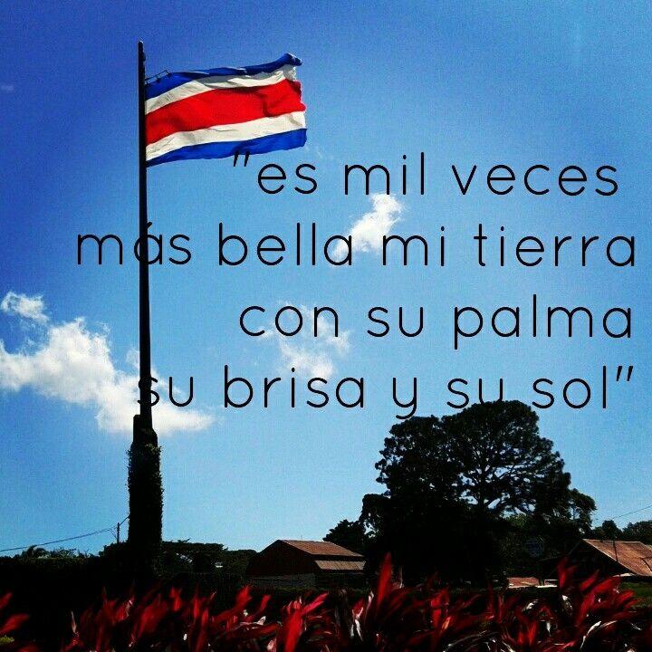 Fragmento de la Patriotica Costarricense