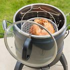 ♥ő Electric Turkey Fryer Roaster #Oil FREE #Stainless Steel Pot 18 lb Turke... Act http://ebay.to/2yXfA5L
