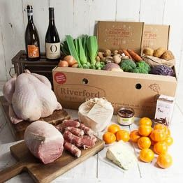 Shop online organic dinner box, farm shop : Riverford Organic Vegetables