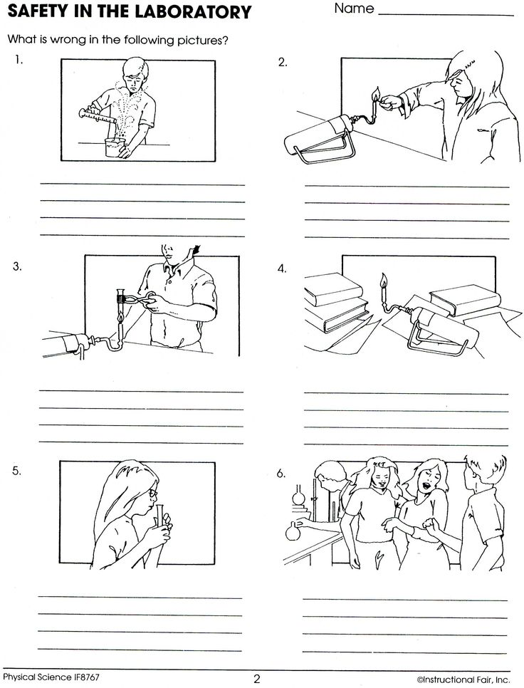 lab safety worksheet lee keller science activities pinterest labs lab safety and worksheets. Black Bedroom Furniture Sets. Home Design Ideas