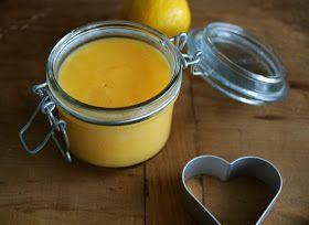 what caroline cooked: Lemon Curd