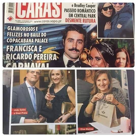 Revista CARAS. Mais um reconhecimento da grande empresa e produtos http://ift.tt/1Ocs4p8