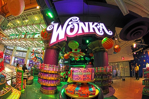 Wonka Factory Favorite Places Amp Spaces Pinterest