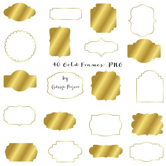 Hey, I found this really awesome Etsy listing at https://www.etsy.com/listing/250567203/buy2get1free-40-gold-frames-clipart-gold